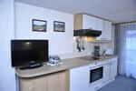 Wohnbereich mit Küchenblock